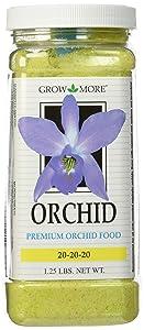 Grow More 5121 All-Purpose Premium Orchid Fertilizer