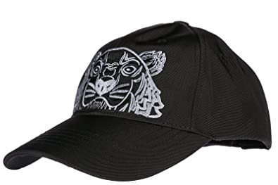 Kenzo adjustable men s hat baseball cap black  Amazon.co.uk  Shoes ... 62e4aea7f1b