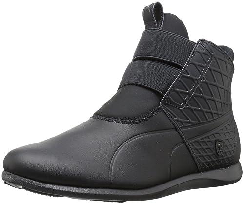 Amazon.com   PUMA Women s SF Ankle Boot Sneaker   Fashion Sneakers 4c771b2de72