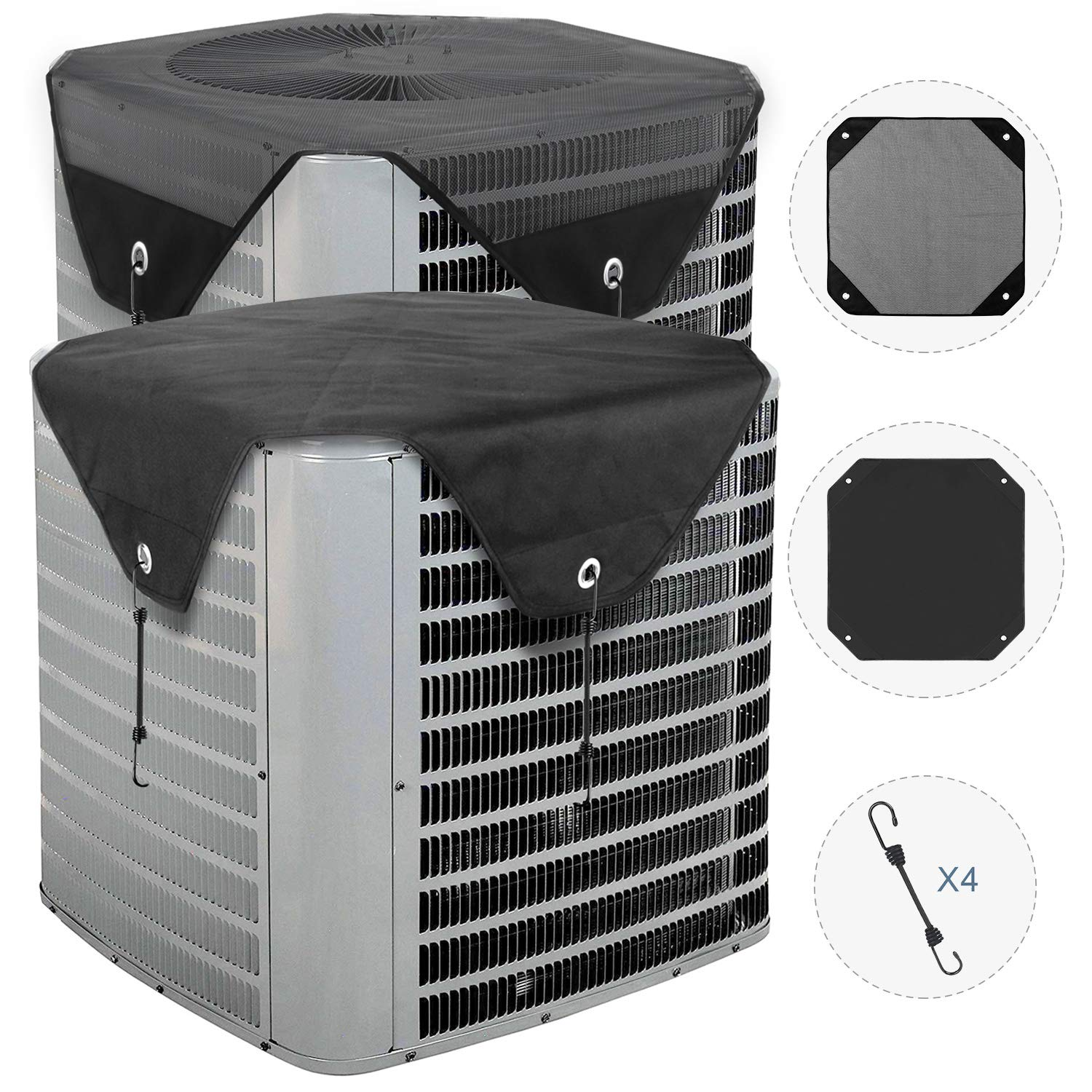 Bestalent Air Conditioner Cover for Outside Units Ac Cover 36 x 36 inches by Bestalent
