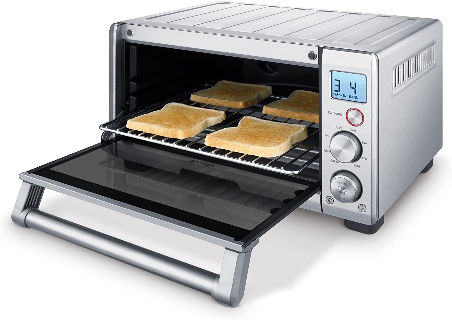 breville BOV650XL compact oven capacity