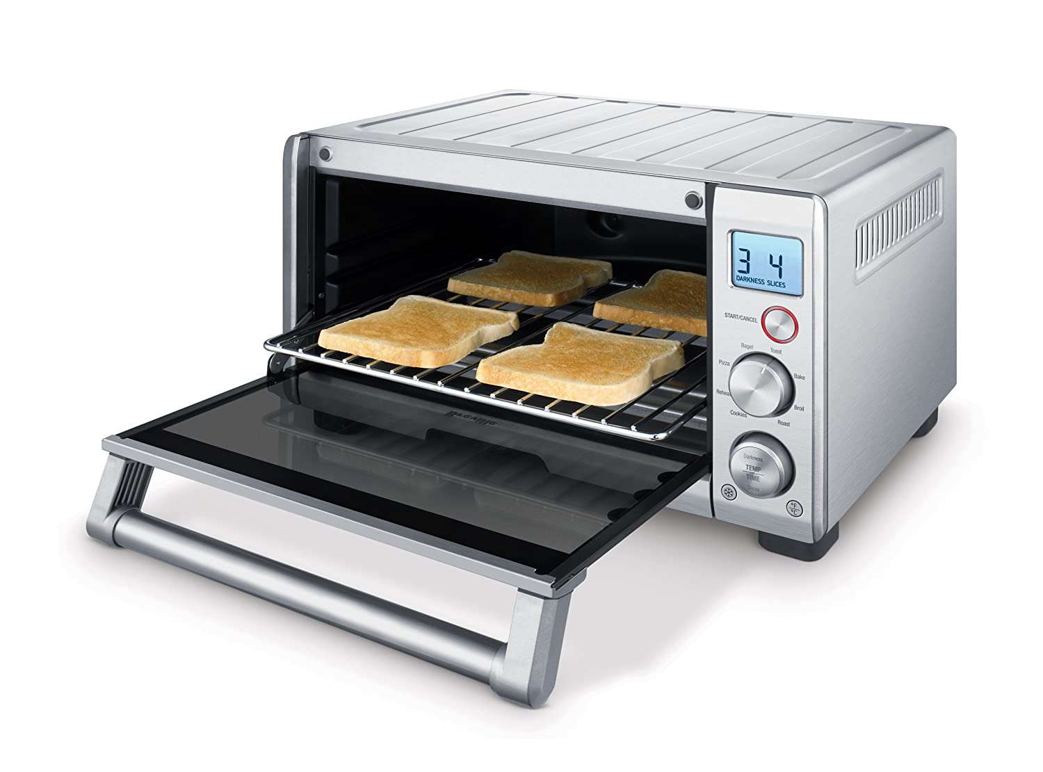 toaster making watch model breville oven raw pizza product smart reviews with pro light