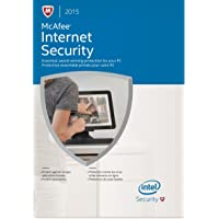 McAfee Internet Security 2015, 3PC