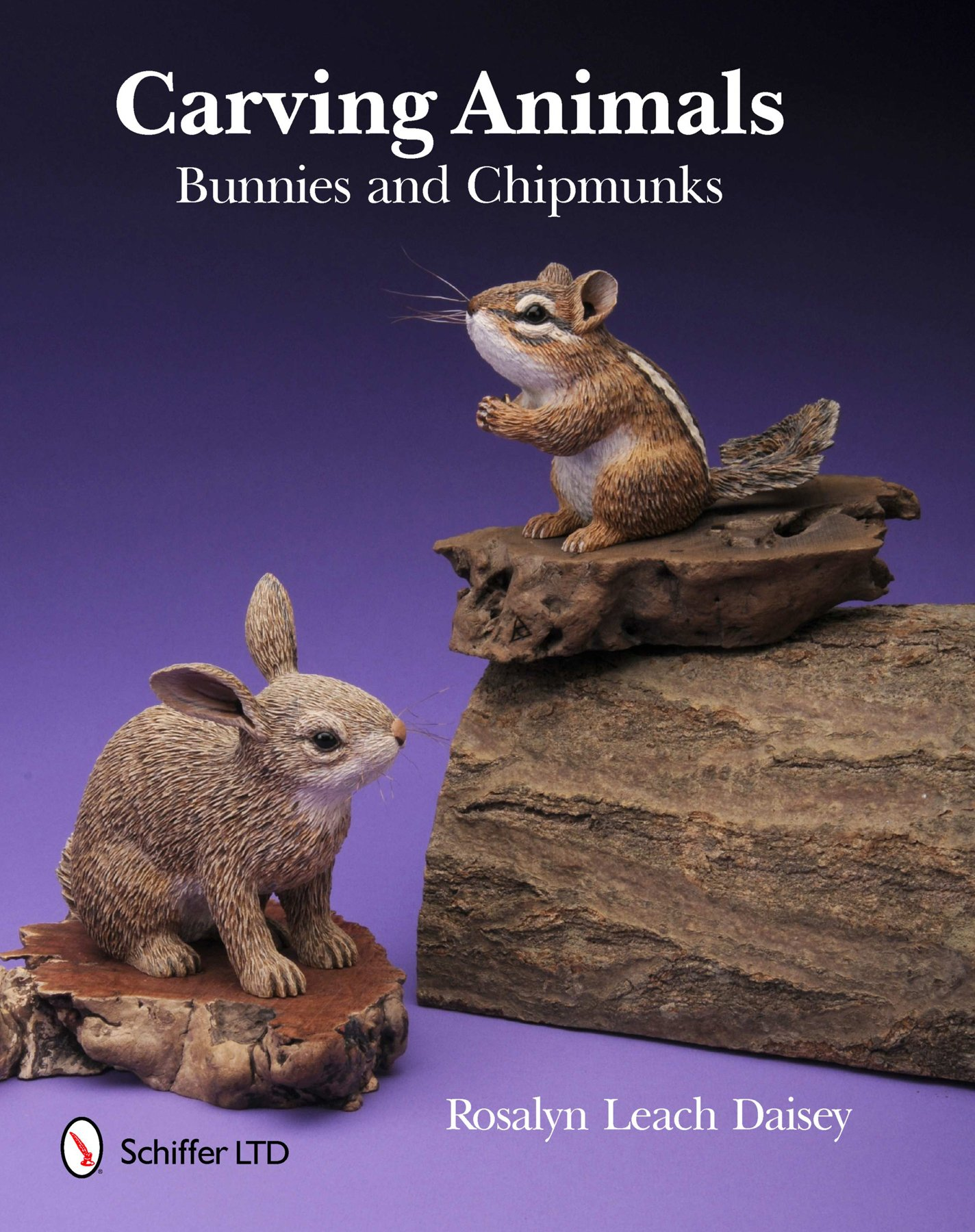 Download Carving Animals -- Bunnies and Chipmunks pdf