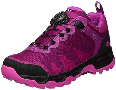 Womens Dis Ii Boa GTX W Low Rise Hiking Boots Viking L23qyJqc