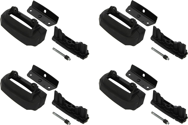 Thule 3039 Montage Kit Für Rapd Fixpoint Xt Fixpunktfußsatz 751 Sport Freizeit