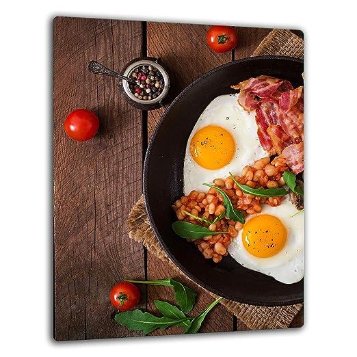 QTA - Placa de cubierta para cocina (40 x 52 cm, cubierta de ...
