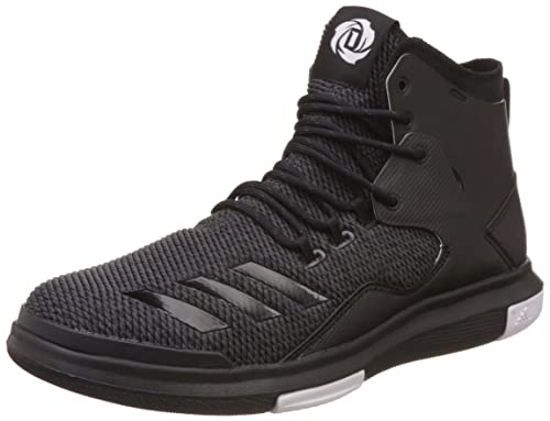 more photos f1eb0 702e3 Adidas Mens D Rose Lakeshore Ultra Utiblk, Cblack and Ftwwht Basketball  Shoes - 12 UKIndia (47.33 EU) Buy Online at Low Prices in India -  Amazon.in