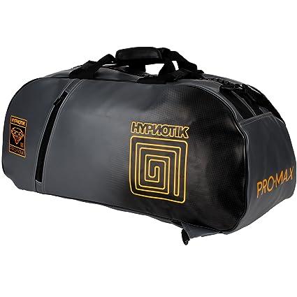 7aaf783237 Amazon.com  Hypnotik ProMAX Super Sport Bag - Grey-Black  Sports ...