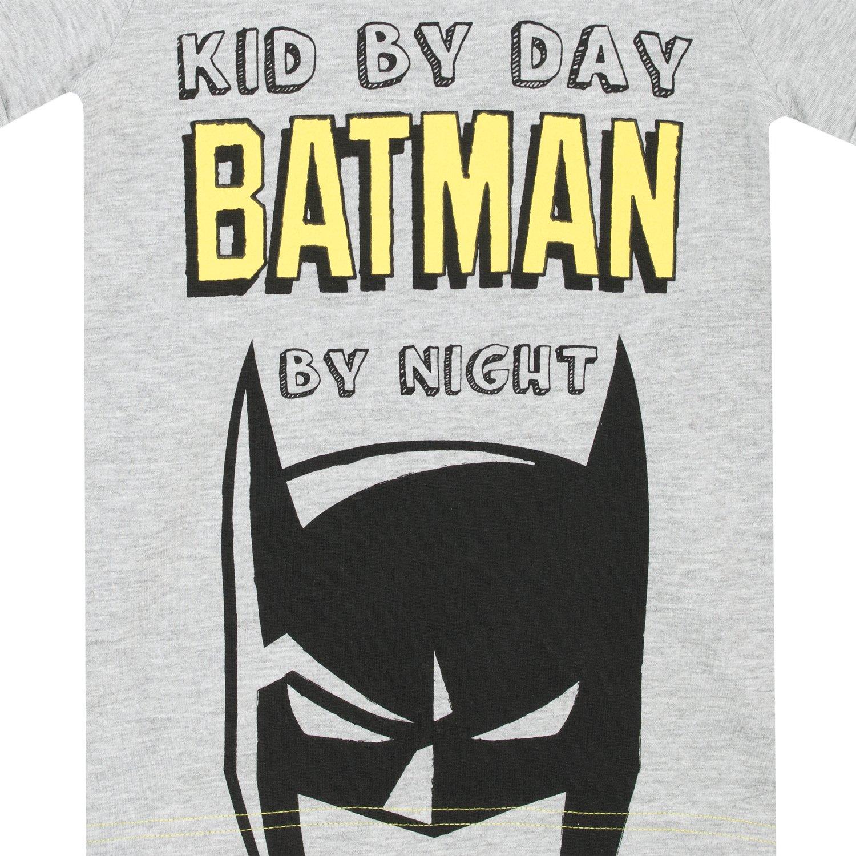 Batman Maglietta a Maniche Corta per Ragazzi DC Comics