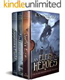 An Elegy of Heroes: The Agartes Epilogues Complete Trilogy (Books 1-3) (English Edition)