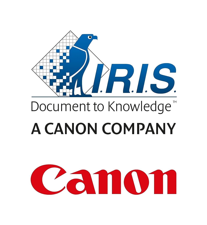 Amazon.com: IRISCard Corporate 5 Portable Business Card Recognition ...