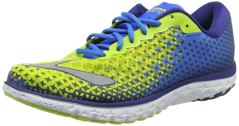 Brooks Pureflow 5, Zapatillas de Running para Hombre 44 EU Amarillo (Blau/Gelb)