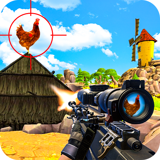 (Chicken Shooter Game 3D)