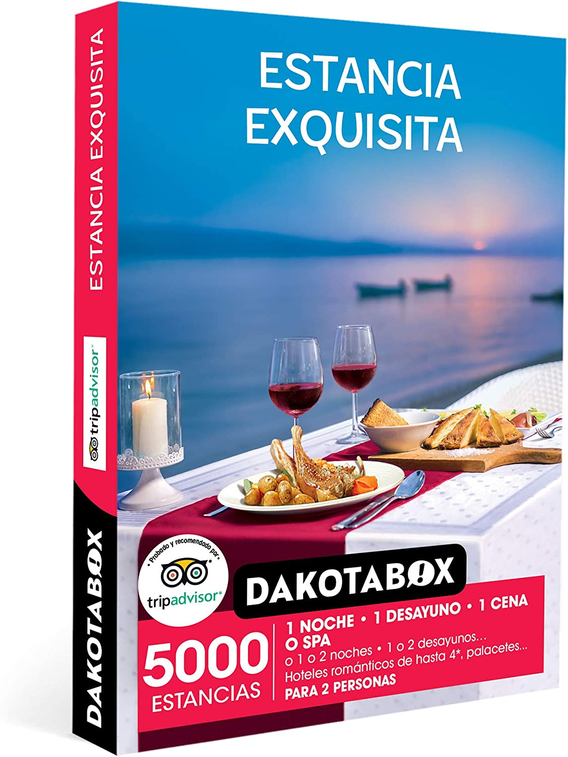 estancia exquisita dakotabox