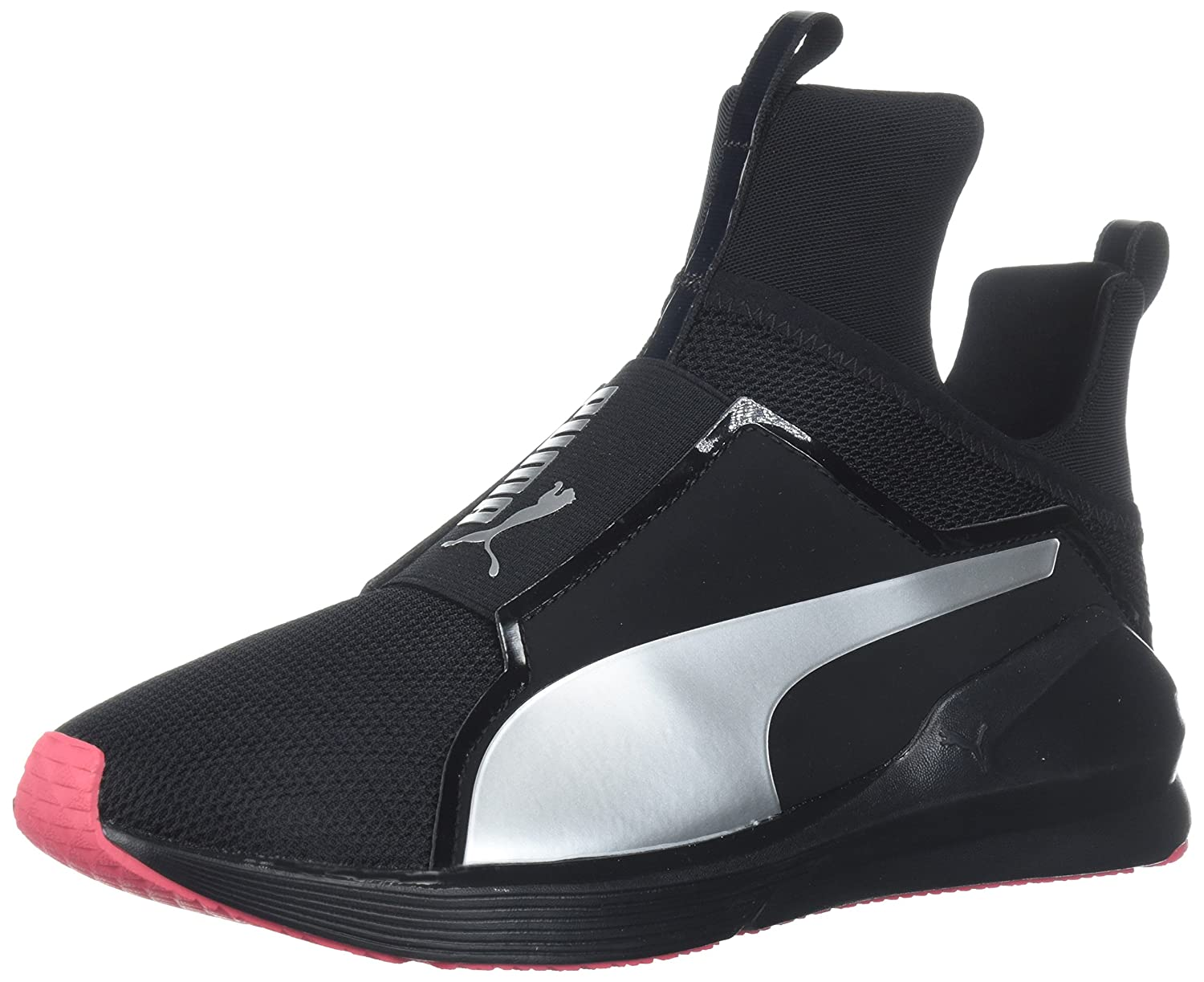 PUMA Women's Fierce Core Cross-Trainer Shoe B072N8HVH8 7.5 B(M) US|Puma Black-paradise Pink