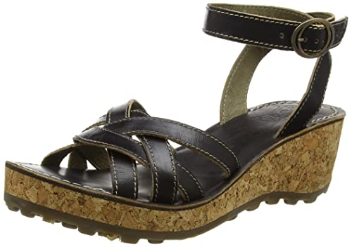 Womens GEZA941FLY Wedge Sandals FLY London HpvUz