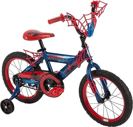 Huffy Marvel Spider-Man Bicicleta para niños con Ruedas de ...