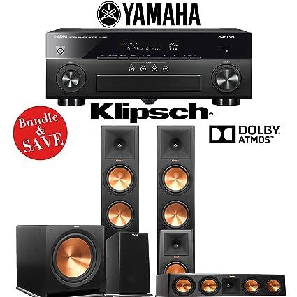 Amazon com: Klipsch RP-280FA 5 1 2-Ch Reference Premiere