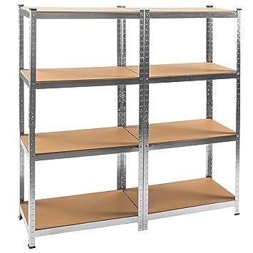 etagere metal pour atelier