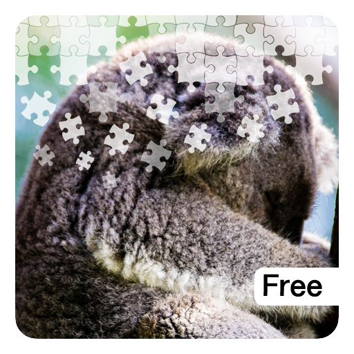 (Australian Animal Jigsaw Puzzles )