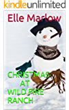 Christmas at Wild Fire Ranch: A sweet short story romance (Christmas at the Ranch- Sweet romances. Book 2)