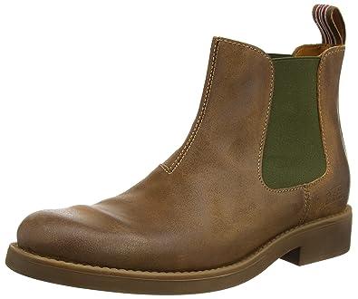 NAPAPIJRI FOOTWEAR Herren Alvin Chelsea Boots Braun (cognac