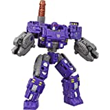 Transformers Toys Generations War for Cybertron Deluxe Wfc-S37 Brunt Weaponizer Action Figure - Siege Chapter - Adults…