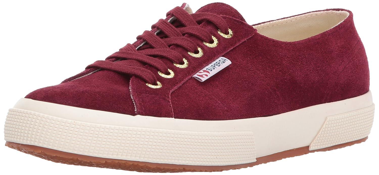 Superga Women's 2750 Sueu Fashion Sneaker B071WMQ5MX 37.5 M EU (7 US)|Bordeaux