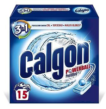 Calgon - Pastillas Antical (Caja de 15 unidades)