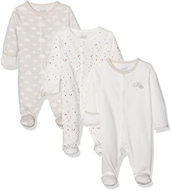 1a7ee6262 Mamas   Papas Baby Bodysuit Pack of 3