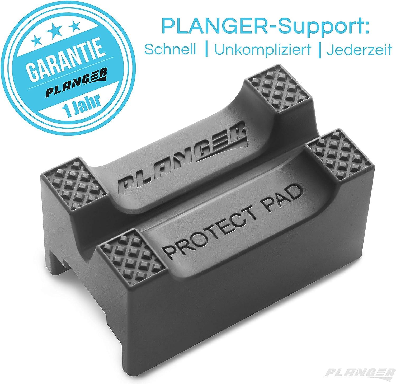 Planger 1x Unterstellbock Gummiauflage Universal Für Fast Alle Unterstellböcke Geeignet Perfekter Schutz Auto