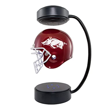 NCAA Hover Helmet - Collectible Levitating Football Helmet with Electromagnetic Stand