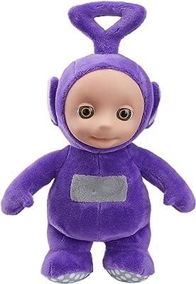 Teletubbies 06109 Cbeebies Talking Tinky Winky Soft Toy (Purple)