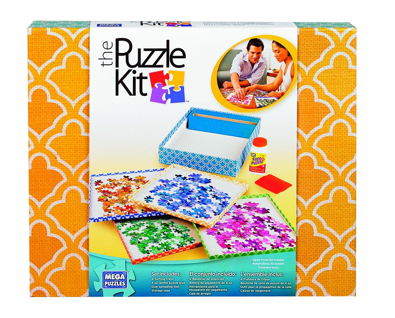 Mega Puzzles The Puzzle Kit
