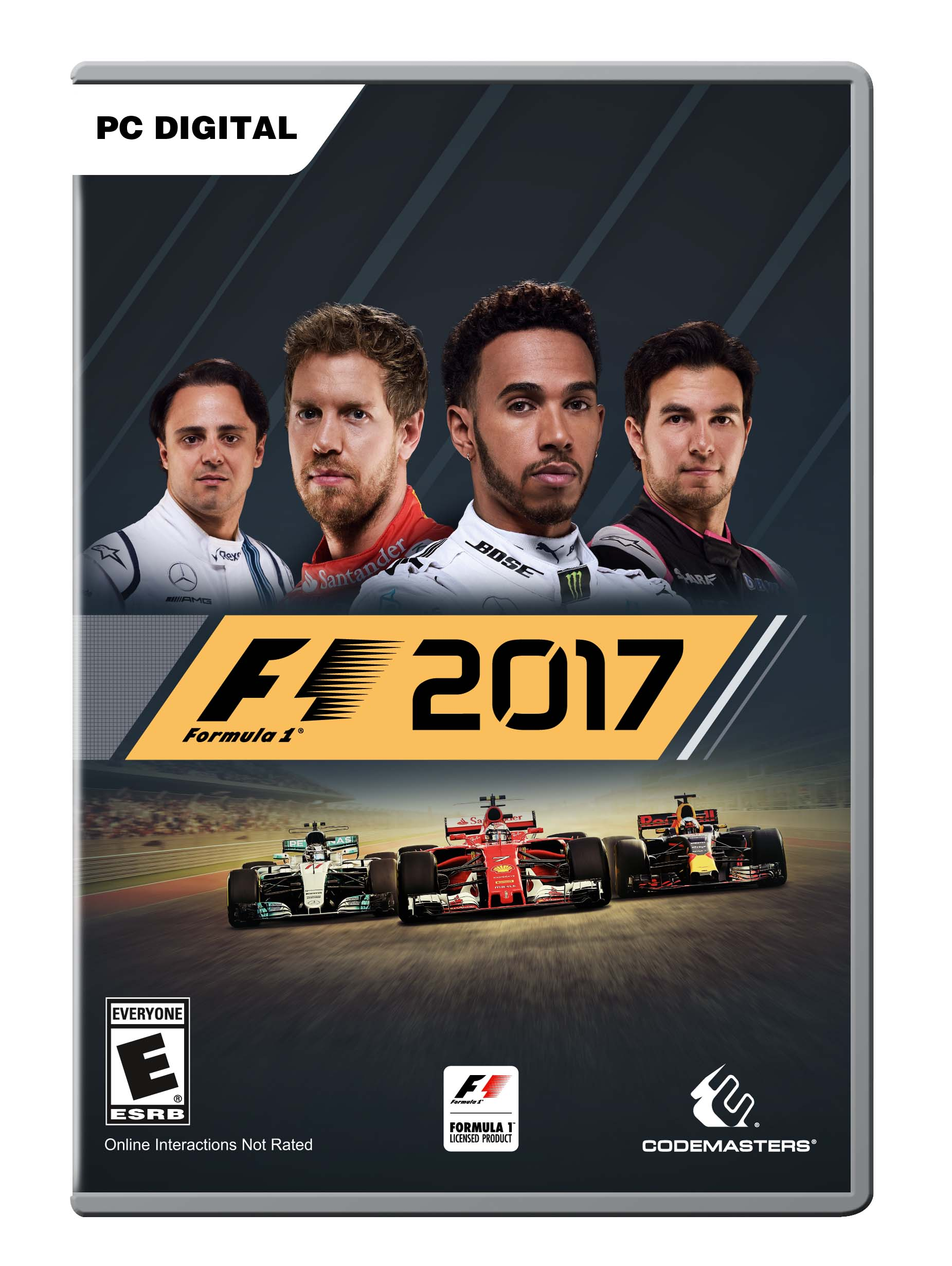 F1 2017 [Online Game Code] by Codemasters