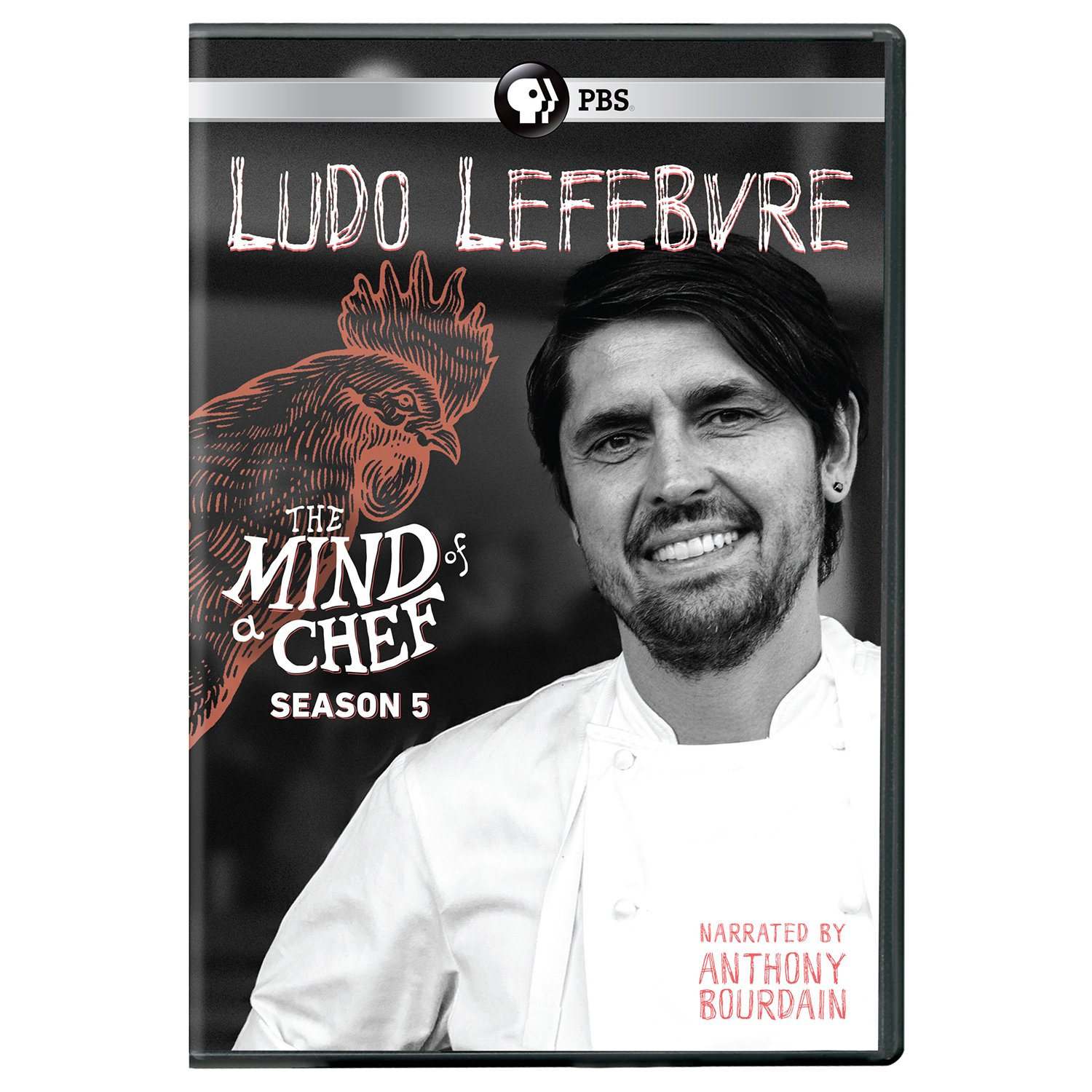 The Mind of a Chef: Ludo Lefebvre (Season 5) DVD