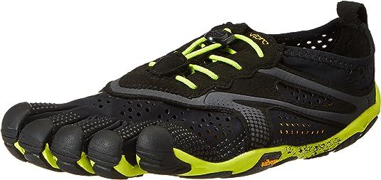 Vibram FiveFingers V-Run, Zapatillas Hombre: Amazon.es: Zapatos y ...