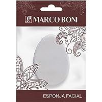 Esponja para Aplicação de Maquiagem, 8462, Marco Boni, Branco, 1 Unidade