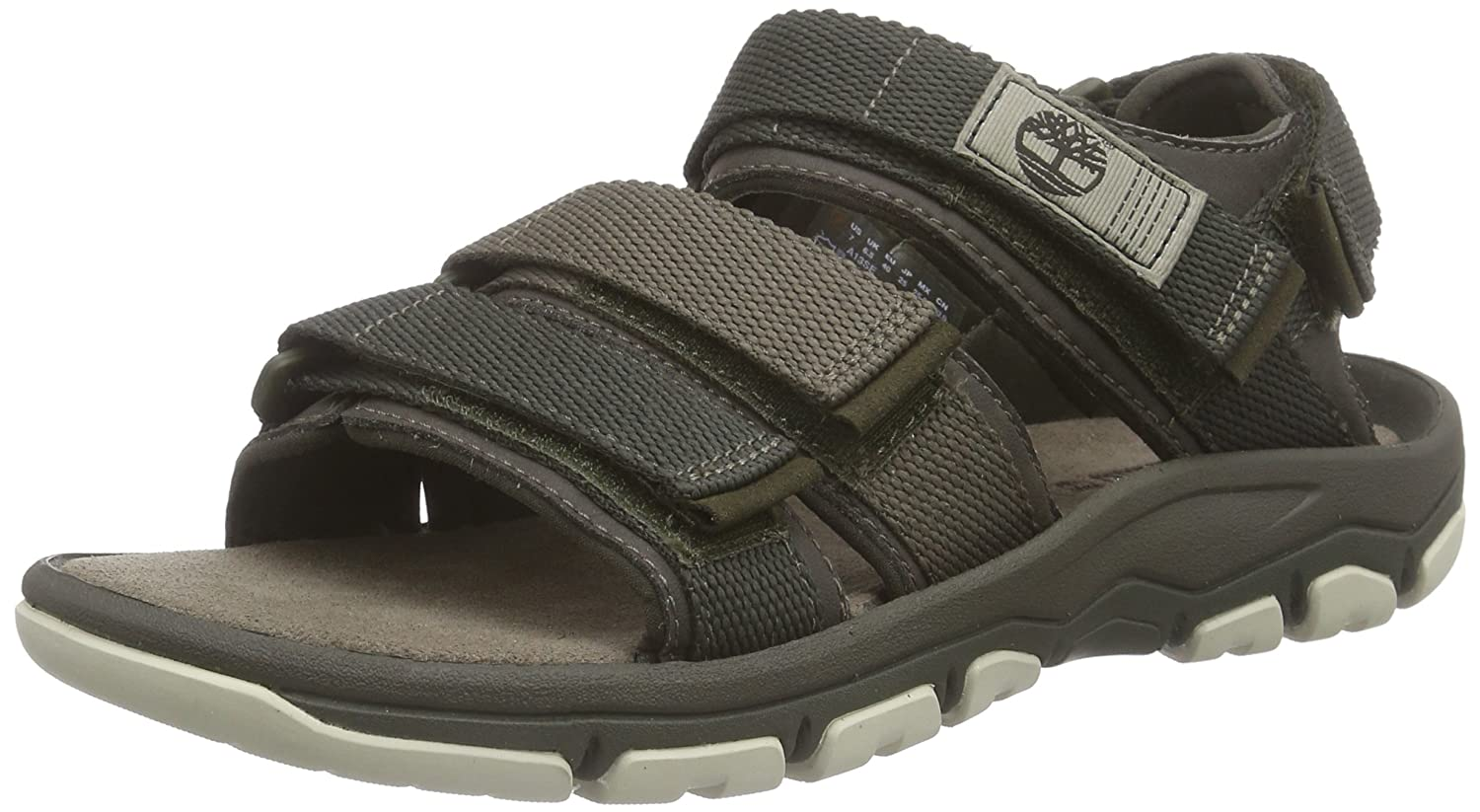 Timberland Roslindale Backstrap, Sandales Bout ouvert homme: : Chaussures et Sacs