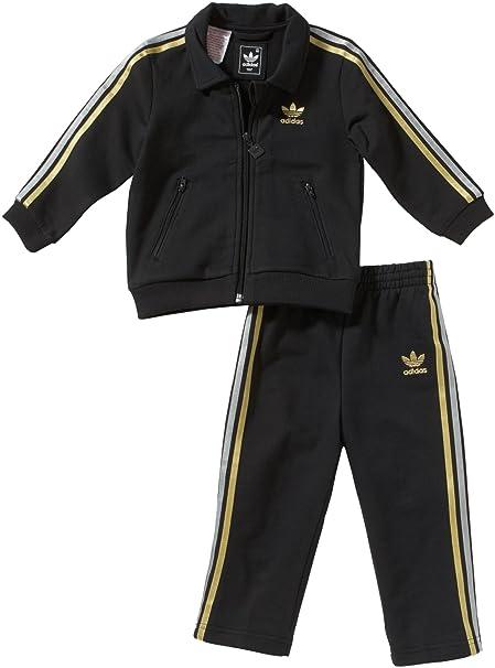 adidas I AC Remote Control TS Olym Children's Tracksuit, Children's Unisex Children's, Trainingsanzug I Ac Fb Ts Olym