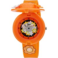 Zoop Analog Multi-Color Dial Children's Watch-NKC4032PP03