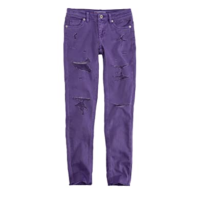 9f20aad6864 Levi's Girls' Toddler 710 Super Skinny Fit Color Jeans, Passion Flower, ...