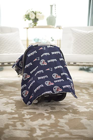 Prime Carseat Canopy Nfl New England Patriots Baby Infant Car Seat Cover Frankydiablos Diy Chair Ideas Frankydiabloscom