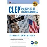 CLEP Principles of Macroeconomics 3rd Ed., Book + Online (CLEP Test Preparation)