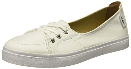 1e7975b956f Vans Women s Palisades SF True White Sneakers - 6.5 UK India (40 ...