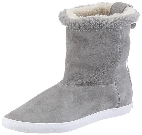 innovative design 4a504 e5ac3 adidas OriginalsADRIA SUP HI SLEEK - Botas Mujer, color Gris, talla 38 23  EU Amazon.es Zapatos y complementos