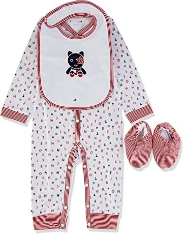 25f136909 Tommy Hilfiger Baby Preppy Coverall Giftbox