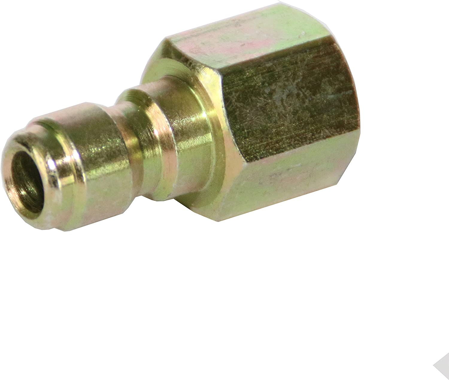 """Stainless Steel Pressure Washer 1//4/"""" NPT Male Quick Connect QC Socket Coupler"""