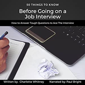 50 Things to Know Before Going on a Job Interview: 50 Things to Know Career Series, Book 1